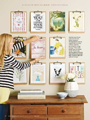 Better Homes And Gardens Gallery Wall, Better Homes And Gardens Wall Decor