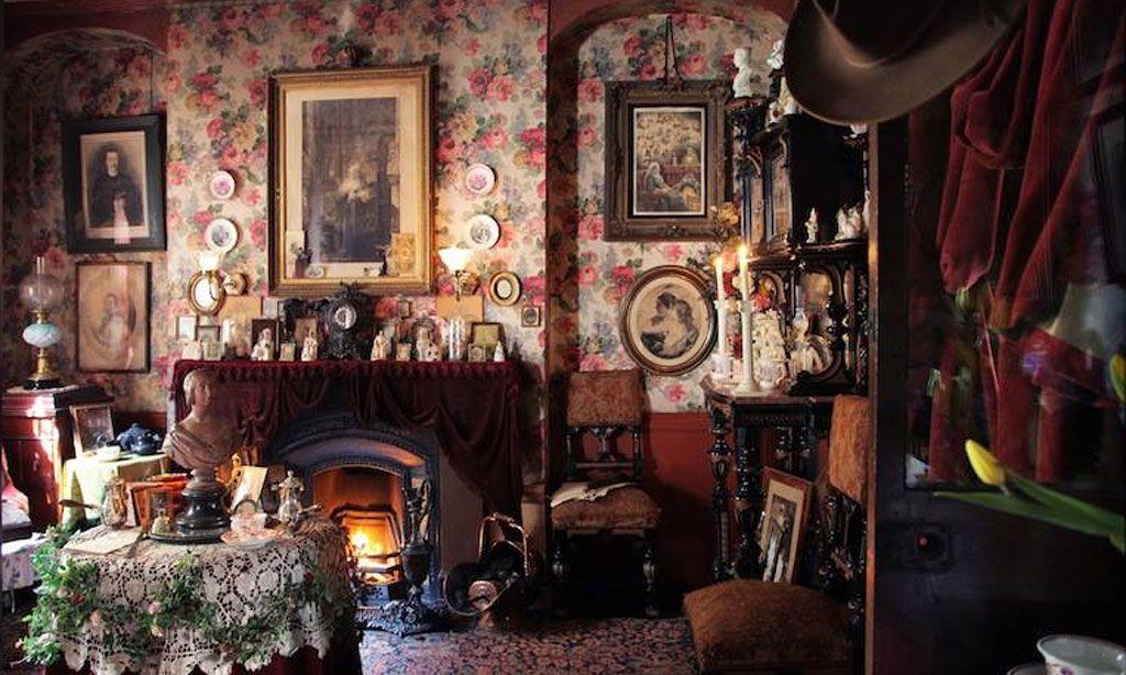 Dennis severs house dennis severs house bild facebook for Zimmerdeko london