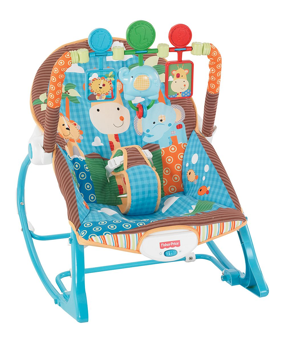Wonderful Infant To Toddler Rocker Easy Chair