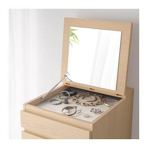Cassettiera Con Specchio Ikea.Pin Su Negozi Design