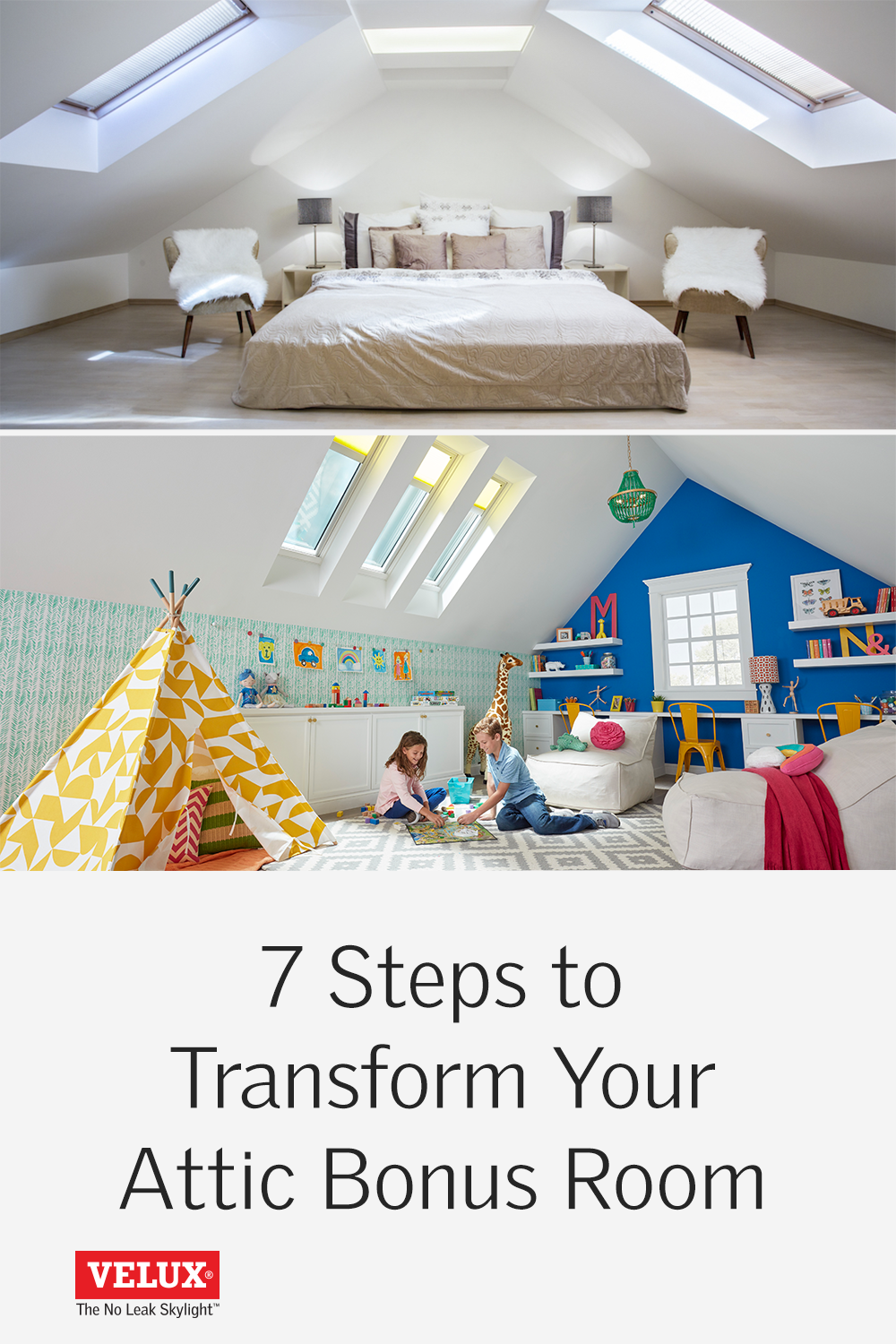 Transform An Attic Into A Useful Bonus Room In 2020 Bonus Room Room Storage Spaces