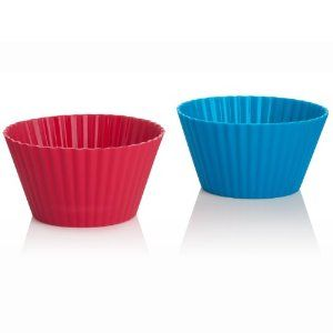 Trudeau X Large Silicone Muffin Cups Set Of 4 By Trudeau 7 99