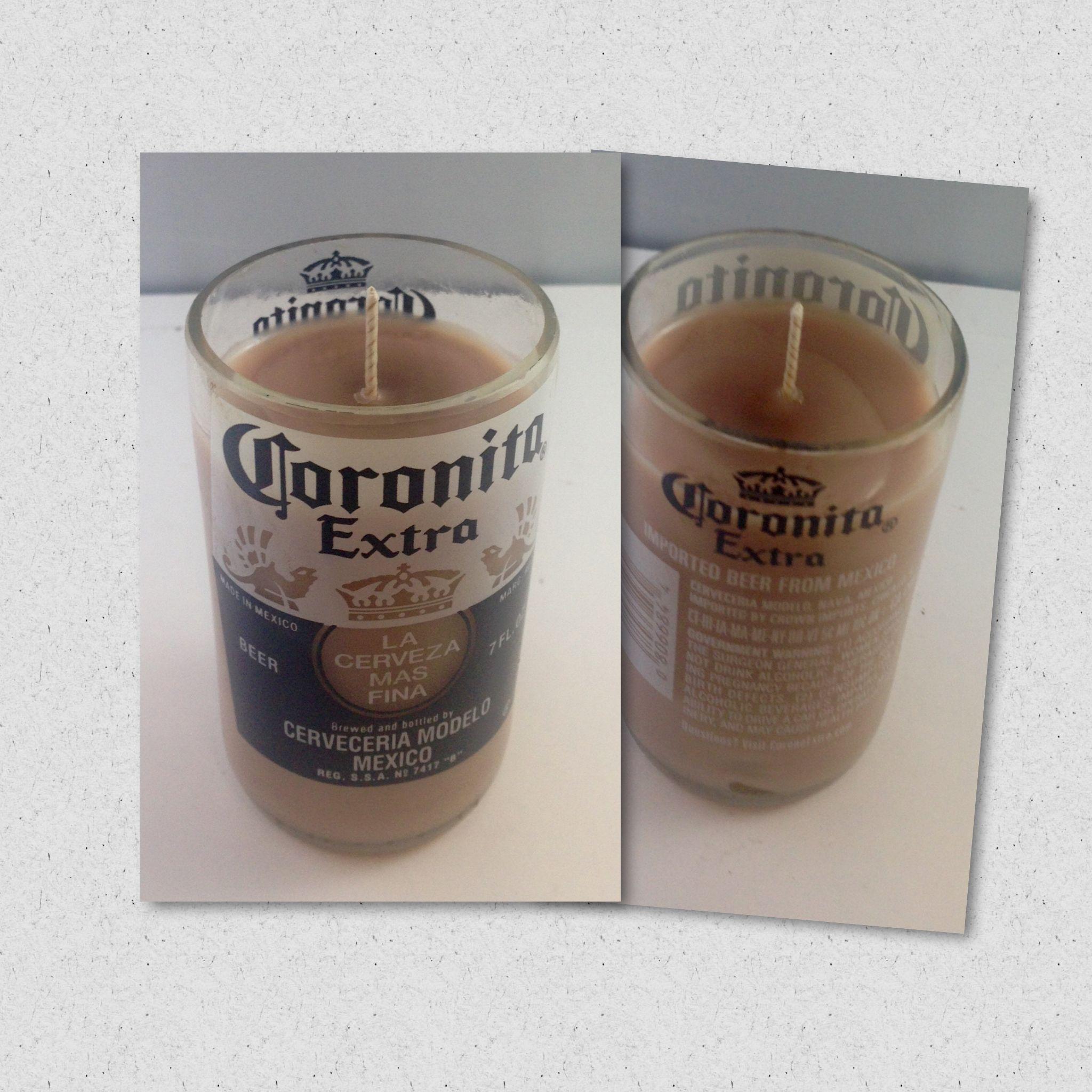 Irish Cream Coffee Scent Beer candle, Beer bottle