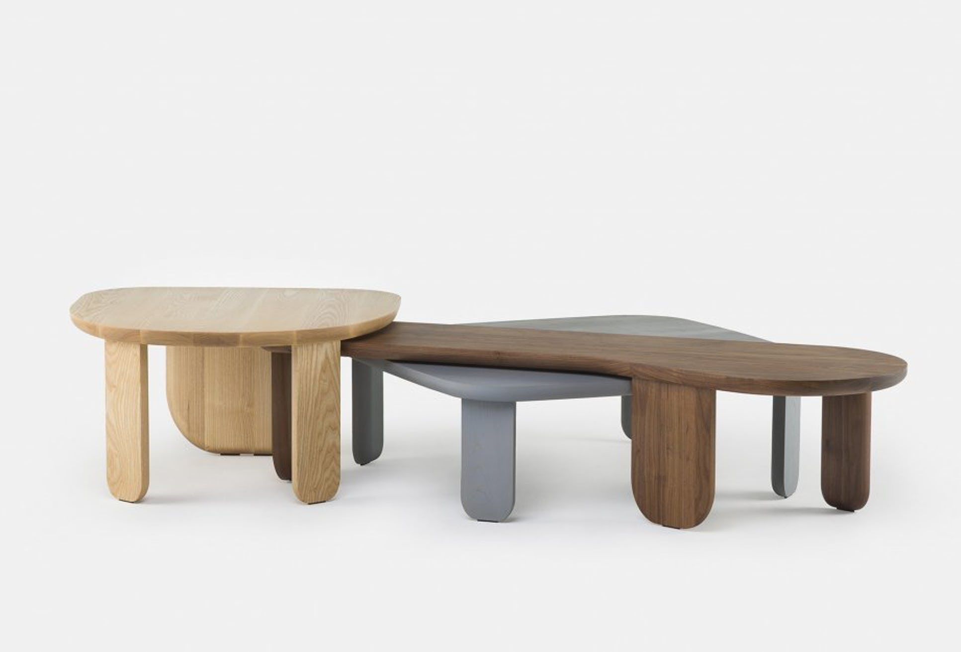 Kim Coffee Table Kim Bench Kim Side Table By De La Espada Now Available At Haute Living Coffee Table Nesting Tables Table