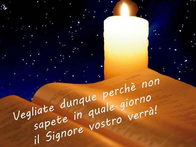 Frasi Sulle Candele Di Natale.Photo Oggi Prima Domenica Di Avvento Accensione Della
