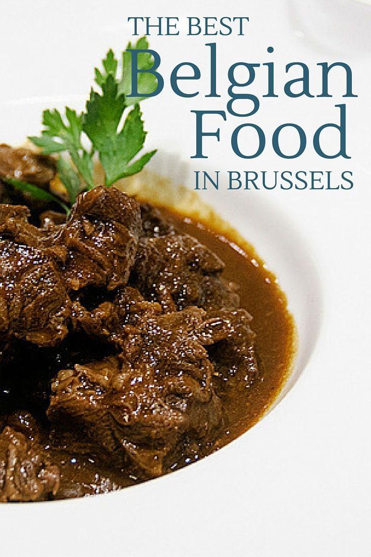 Best Food In Brussels Belgium