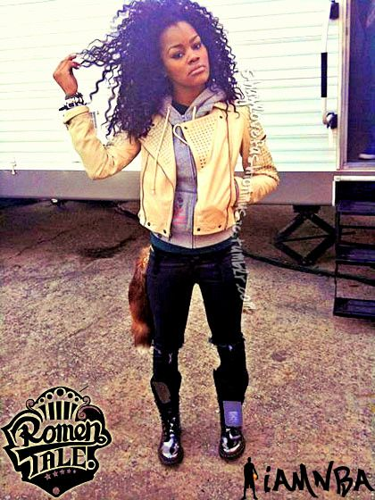 5da4ee9a0eb teyana taylor swag tumblr - Google Search