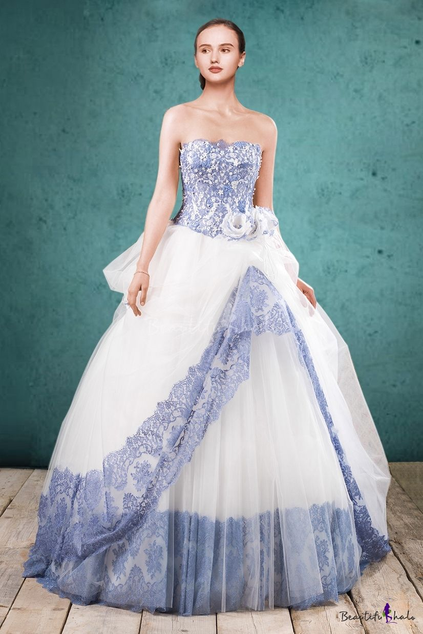 Denim And Lace Wedding Dress | Good Dresses