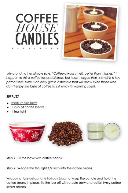 Aide Pour Faire Cv En Ligne Pour Canada Coffee Bean Candle Diy Coffee Bean Candle Home Candles