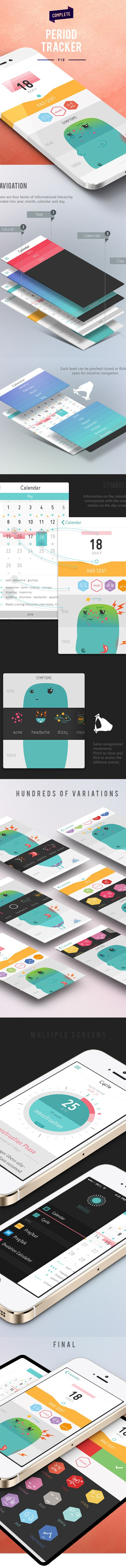 55 Amazing Mobile App UI Designs with Ultimate User Experience - 12