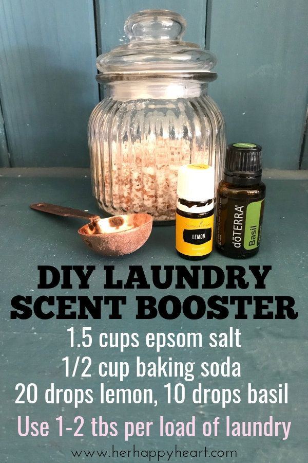 20 Homemade Cleaning Products With Oils You Can Whip Up In A