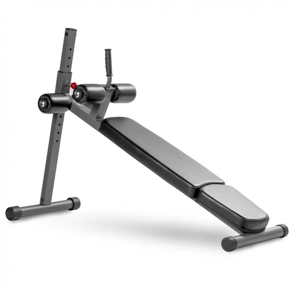 Xmark 12 Position Adjustable Ab Bench Xm 7608 Fitness Free Weights Gfid71