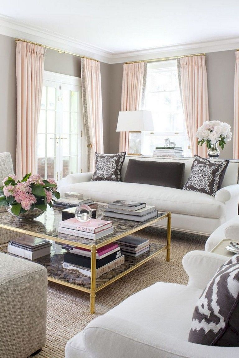 beautiful feminine living rooms ideas decor design trends page of also rh pinterest