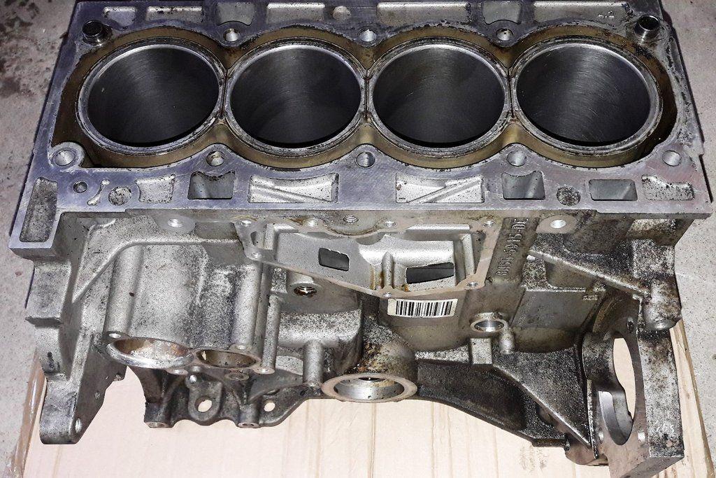 Engine Block Bm5g 6015 Dc Ford 1 6 Ti Vct Ecoboost Code Jtja Jtjb