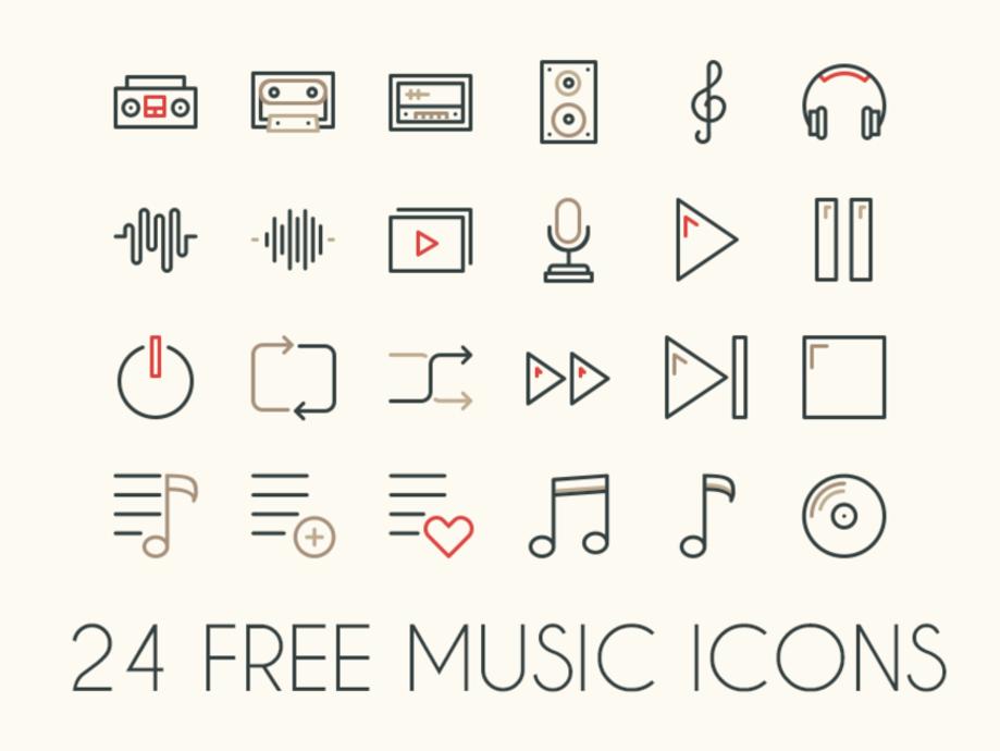 Music Icons Bullet journal writing, Music journal