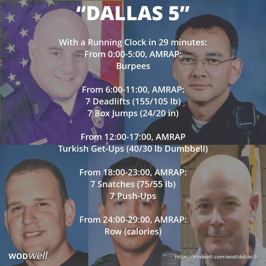 Image result for images of dallas Hero 5 crossfit