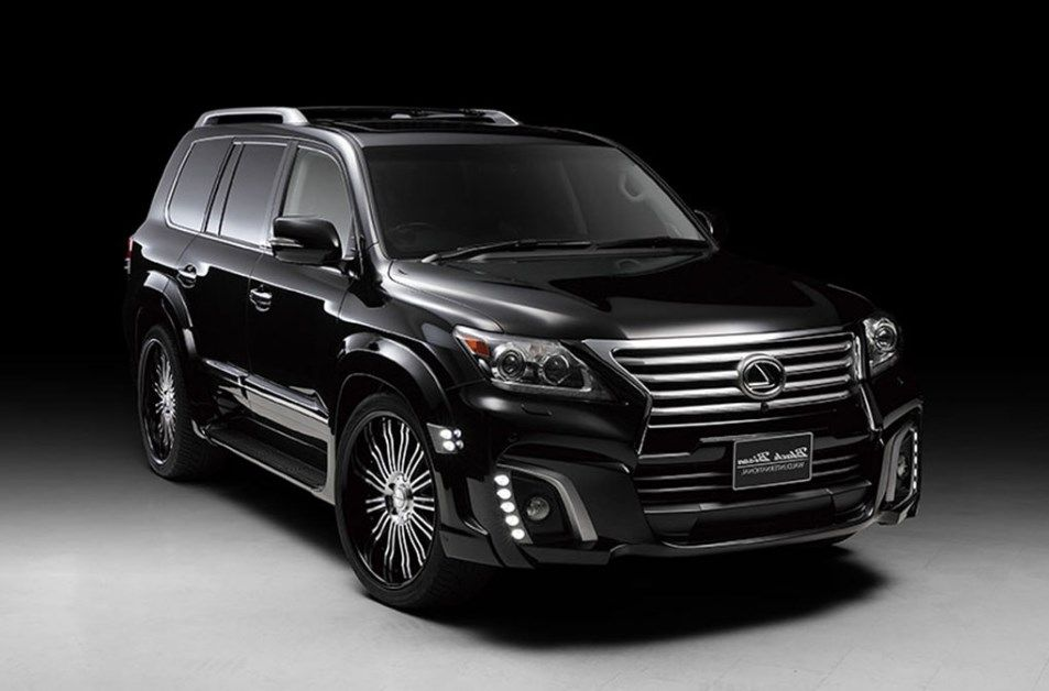 2017 Lexus LX 570 Interior, Review, Specs