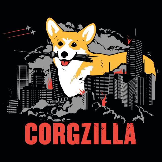 Corgzilla