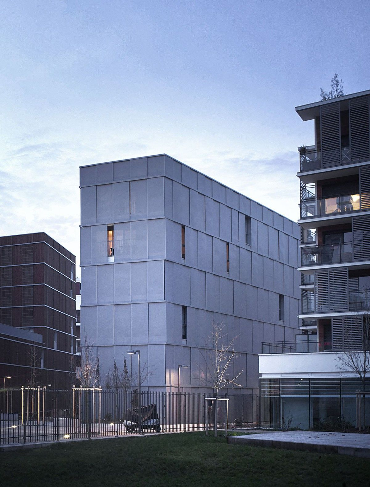 Facade Design Architecture Buildings Paris France