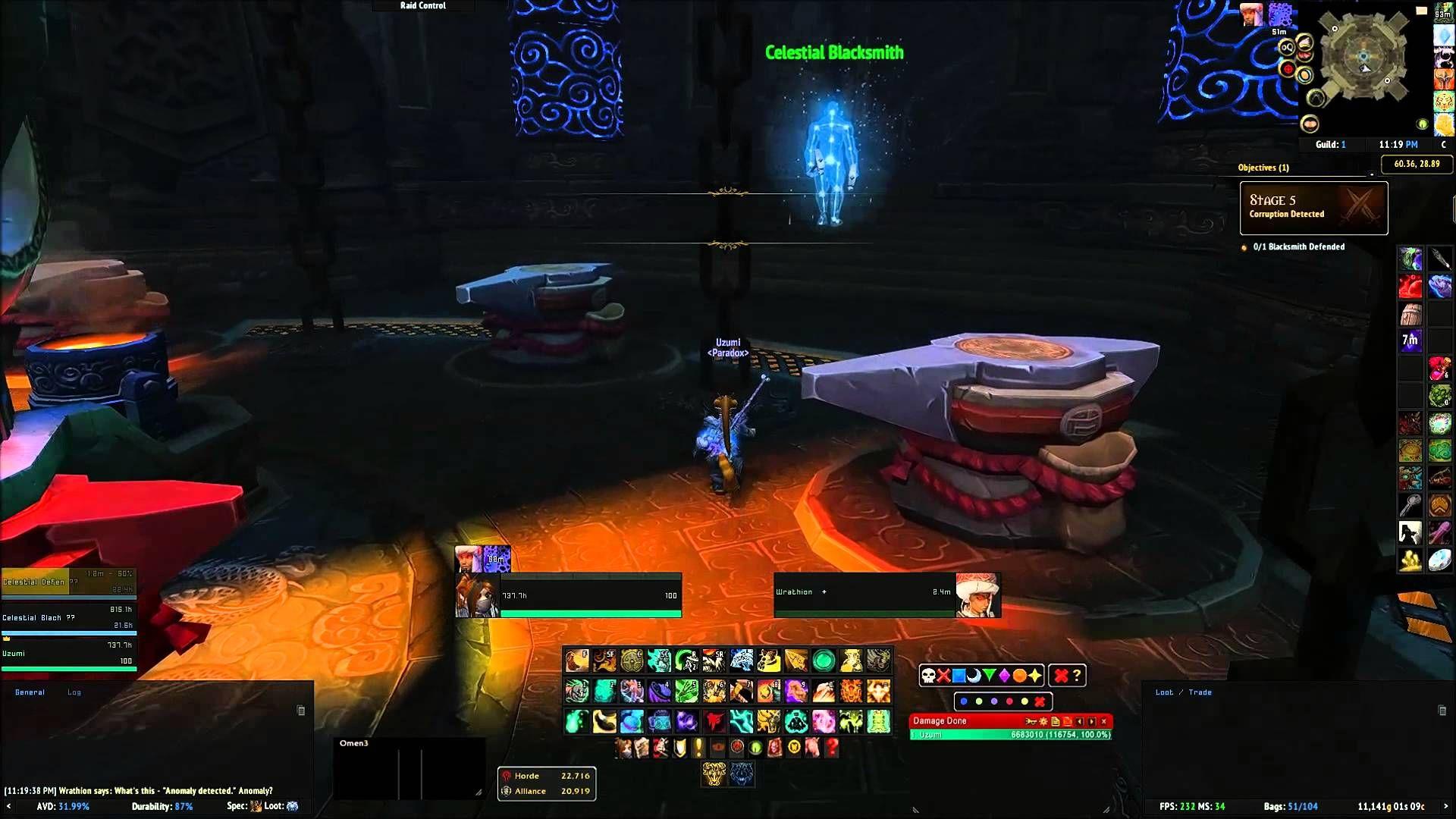 amazing World Of Warcraft - Guide - The Thunder Forge