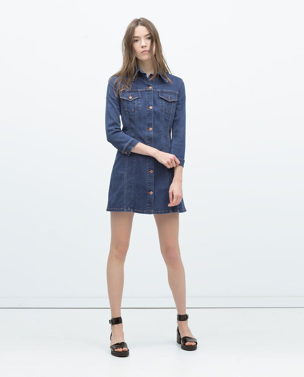 15eb2f1414f OUTFIT OF THE WEEK  THE SHIRT DRESS – HOW TO WEAR IT… AND FEEL ...