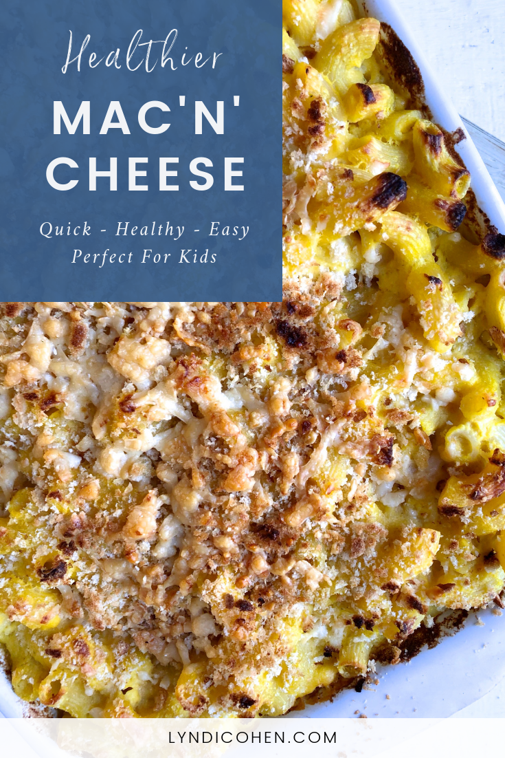Healthy Simple Mac n Cheese images