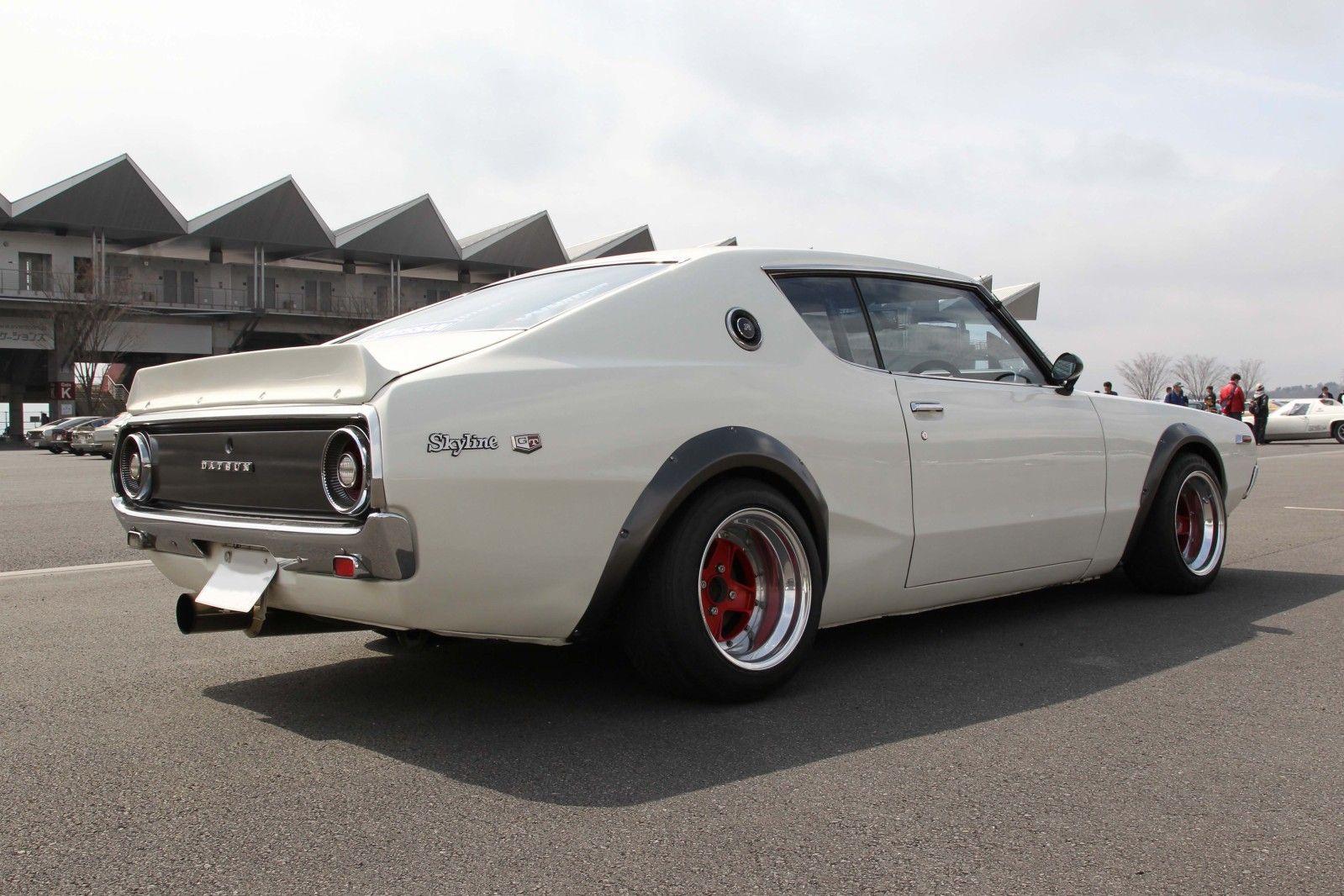 A Datsun, Bososoku style. | classic cars | Pinterest | Cars