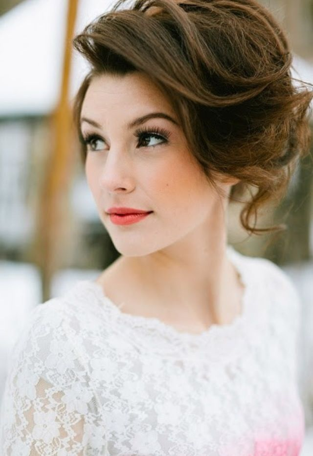 Bff Short Wedding Hair Wedding Hair Makeup Hair Inspiration