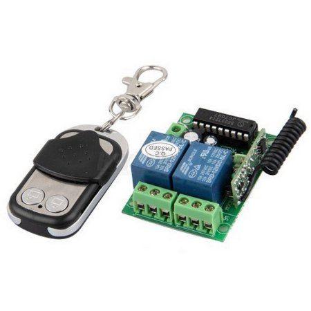 Home Improvement Garage Door Opener Remote Remote Gate Opener