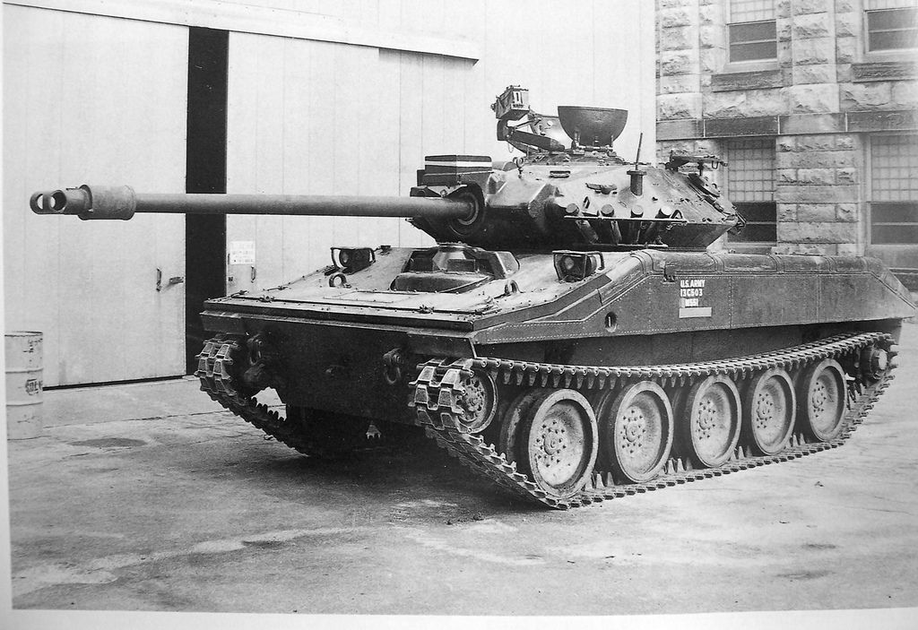 More Obscure Us Light Tanks Tanks Military War Tank Tank Armor
