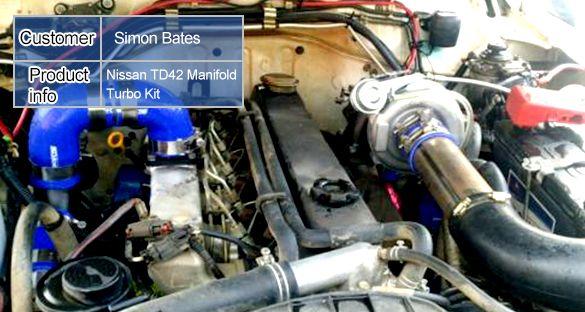 High Performance Nissan Safari Patrol GU GQ 4 2L TD42 Y60