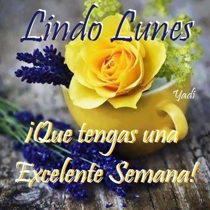 Image result for IMAGENES DE LINDO LUNES