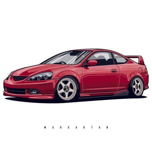 Pin By Fco. J. On Cars Illustrations