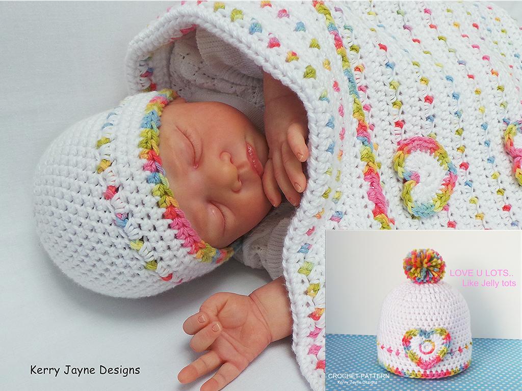 Toasty Tots Baby Hat