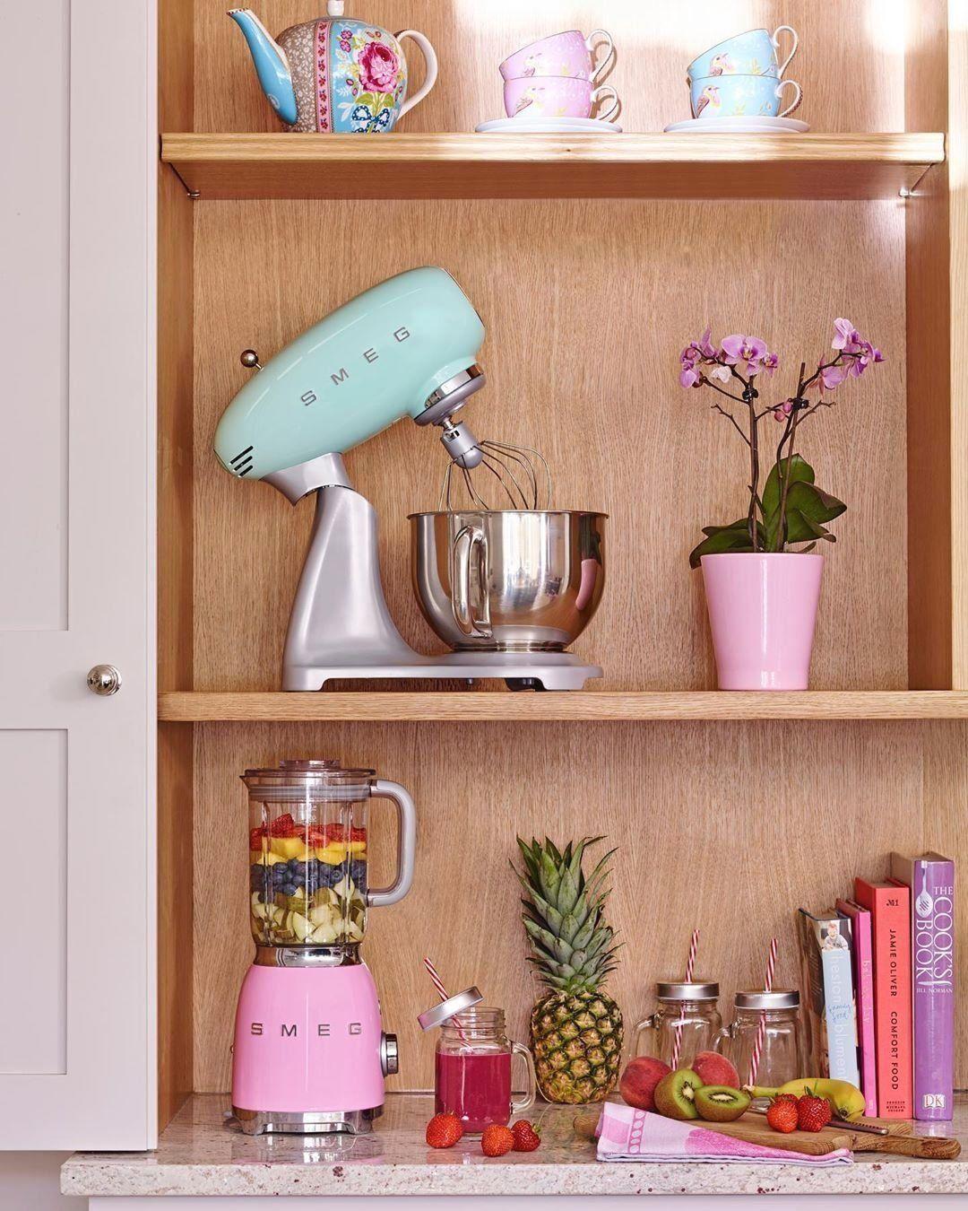 "Smeg UK Ltd on Instagram ""Your kitchen appliances don't"