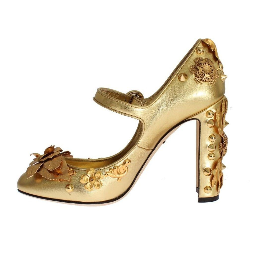 Dolce & Gabbana Embellished Mary Jane Pumps w/ Tags deals for sale g6BimHb