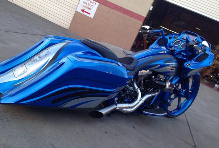custom harley paint jobs harley bagger custom paint jobs car interior design bikes pinterest. Black Bedroom Furniture Sets. Home Design Ideas