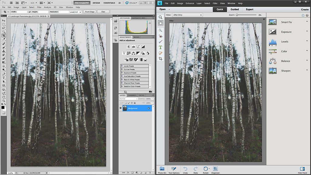 Lightroom vs Photoshop Elements - Photography Life