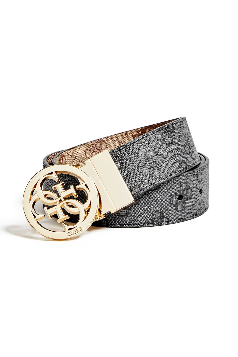 6698bf3a4078 For the Icon  Reversible Quattro G Signature Belt