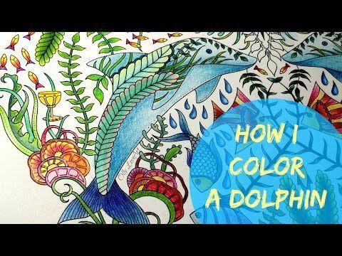 Pin By Carol Van Norman On Johanna Basford Lost Ocean Johanna Basford Coloring Book Coloring Books