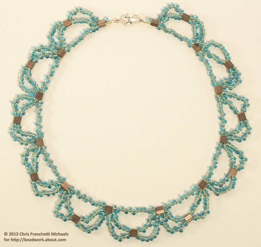 michaels tila bead easy beginner stitch beads ladder bracelet pattern