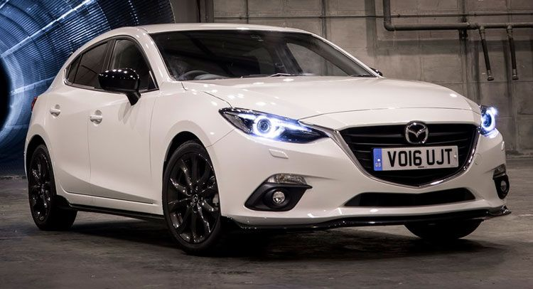 Mazda3 Sport Black Special Edition Goes On Sale In The UK