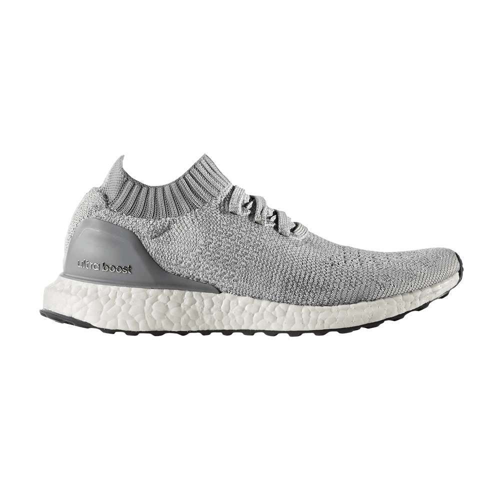 1ebcc8f098a  Womens  ADIDAS ULTRABOOST UNCAGED W Grey Running Trainers buy it now