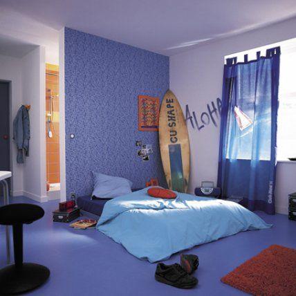 38 Inspirational Teenage Boys Bedroom Paint Ideas 32 - Aaron Likes