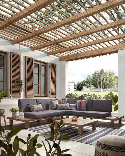 Photo of Divani da giardino e terrazze 😍 ¡Te van a encantar!