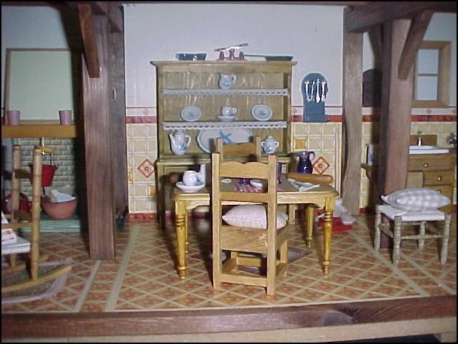 My little kitchen | Mini rooms | Pinterest
