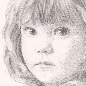 top tips for drawing pencil portraits anna portraits and artist