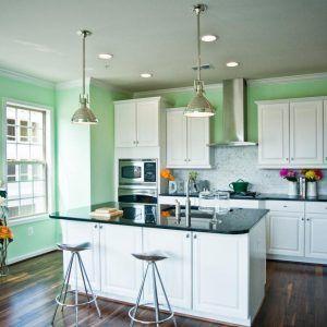Mint Green Kitchen Appliances