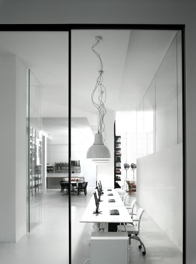 La nuova casa di De Padova Interno appartamento, Interni