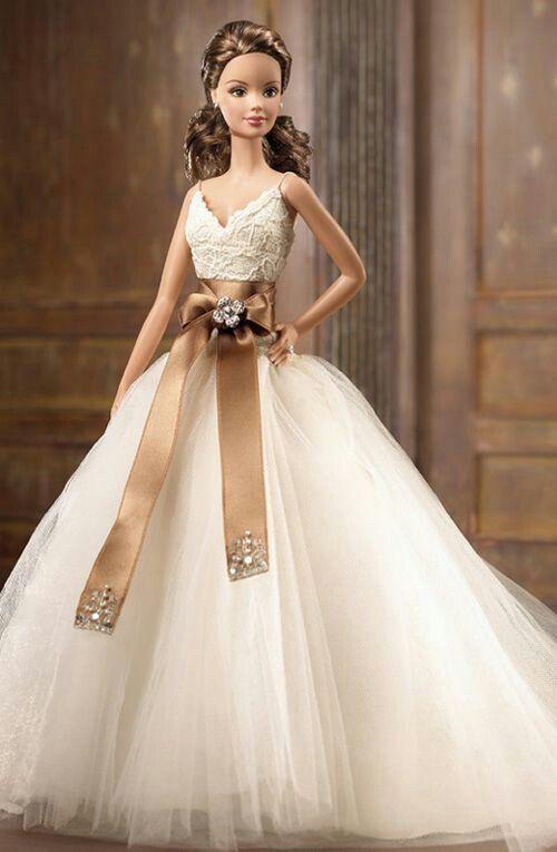 My favorite barbie bride | Barbie | Pinterest | Barbie ...